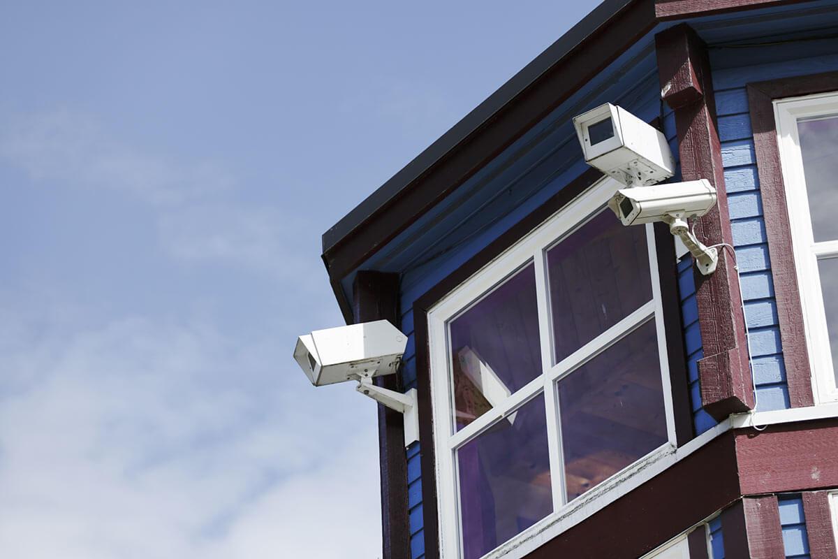 Commercial Residential CCTV