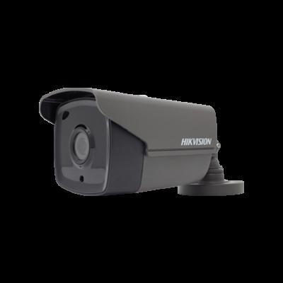 hikvision-grey-bullet-camera