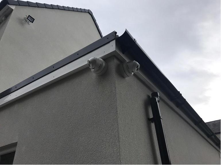 Hikvision 6mp turret CCTV cameras